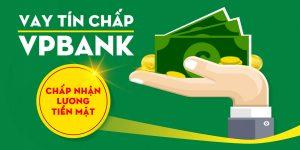 Vay thêm tiêu dùng không tài sản đảm bảo trên VPBank Online
